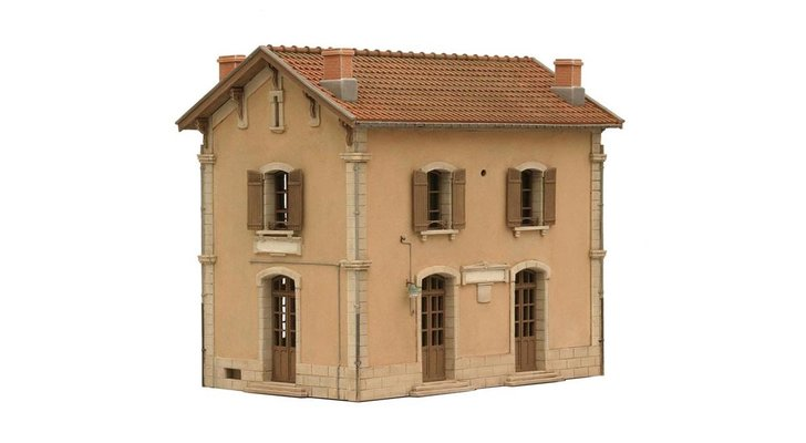 Franse huisjes