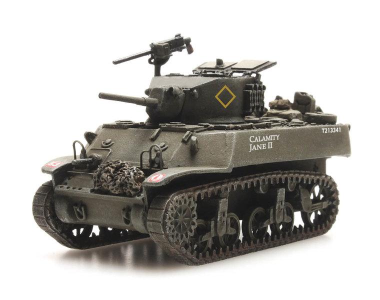 French M3A3 Stuart Light Tank,
