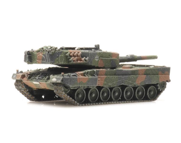 Leopard 2A2 Eisenbahntransport