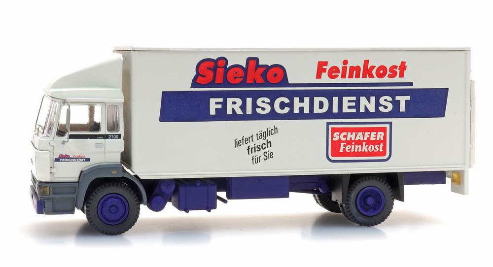 """DAF tilt cabin """"Sieko Frischdienst"""""""