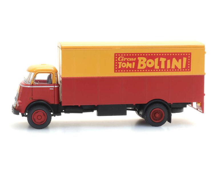 "DAF cabine '64  ""Circus Boltini"""