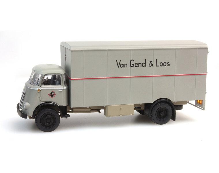DAF cabine '55  Van Gend & Loos