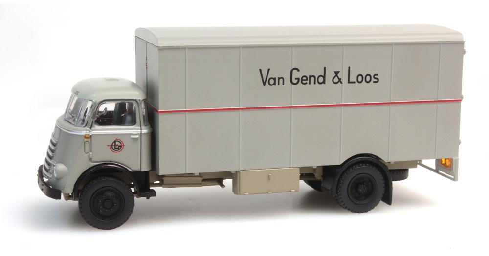DAF cabine '50  Van Gend & Loos