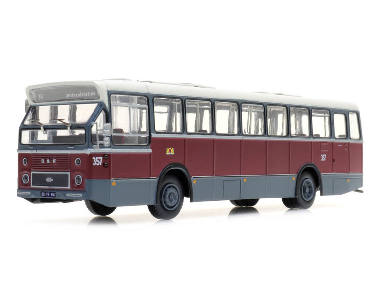 City bus CSA1 Amsterdam