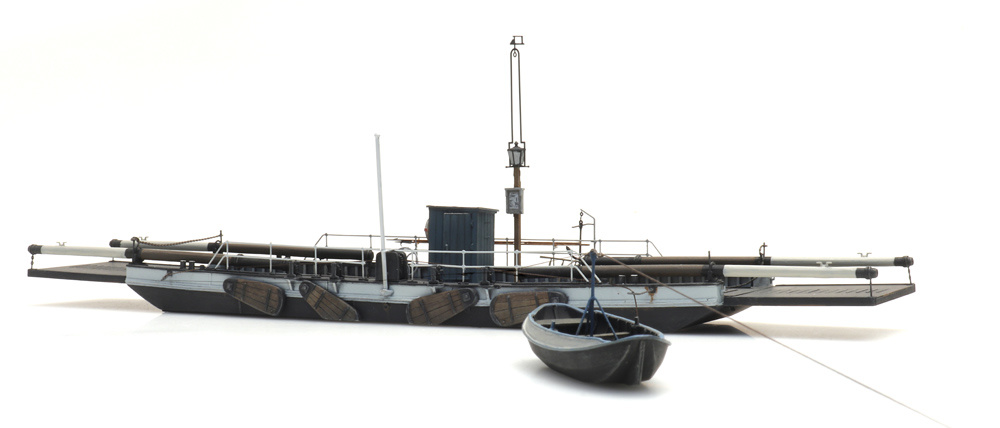 Reaction ferry kit