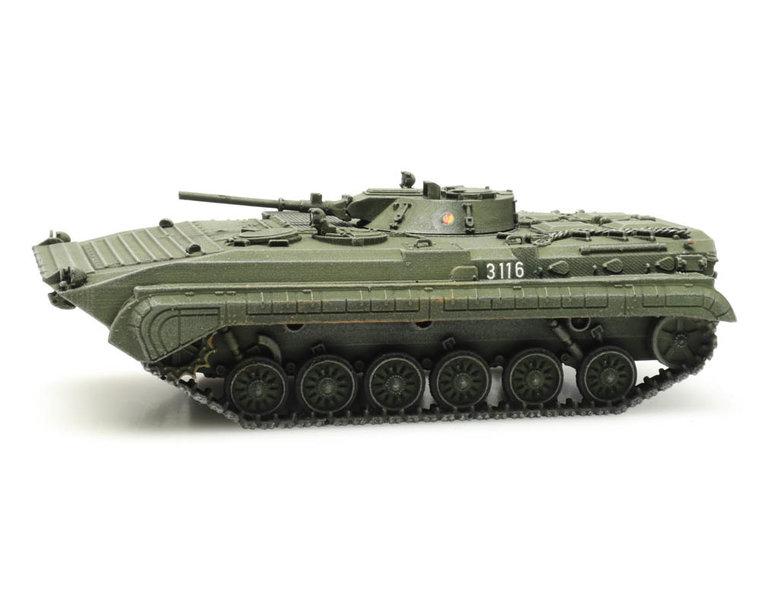 BMP1 NVA grün Eisenbahntransport
