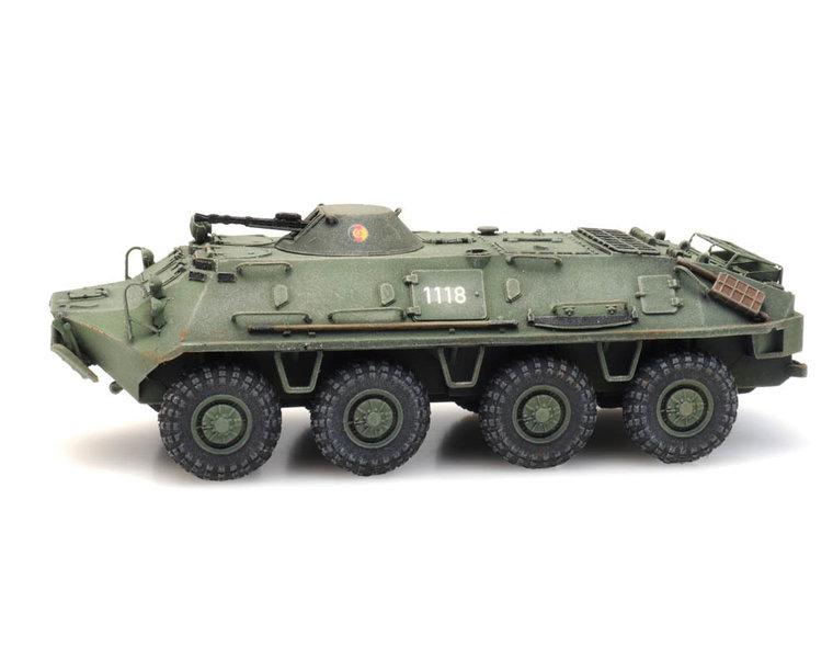 BTR 60PB/SPW 60PB NVA Eisenbahntransport