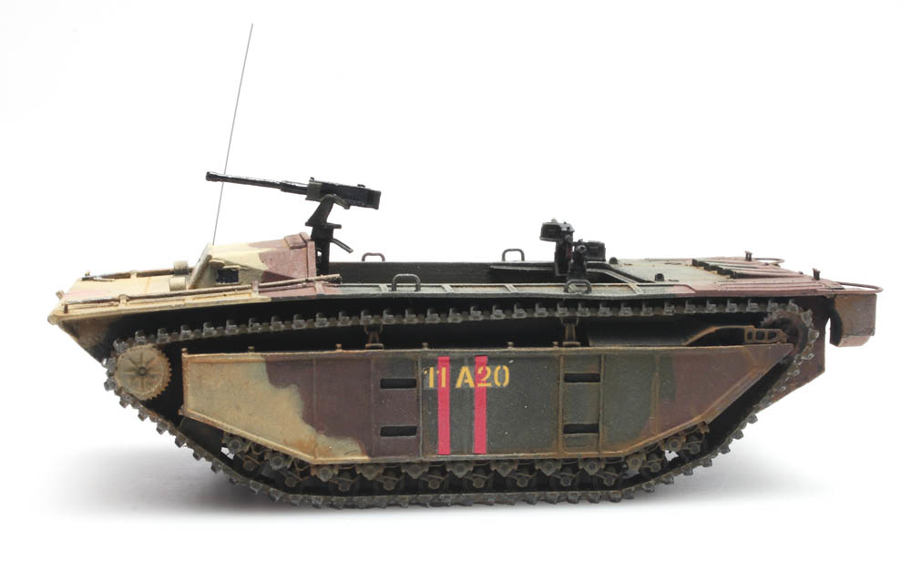 LVT (A)2 Iwo Jima