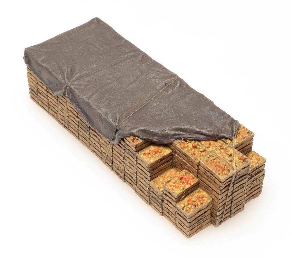 Cargo fruit crates