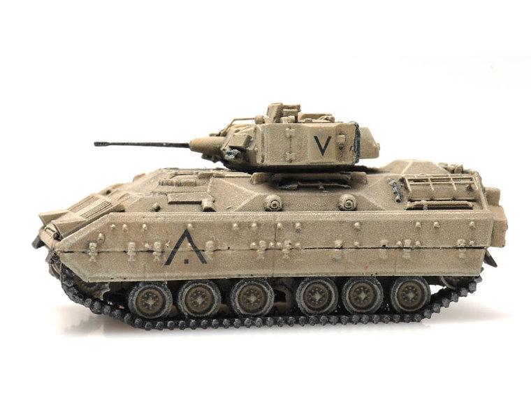 M2 Bradley Desert Trainload