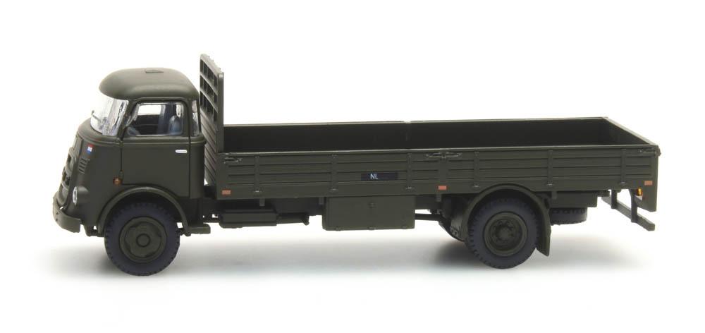 DAF-Kabine 64, niederländische Armee