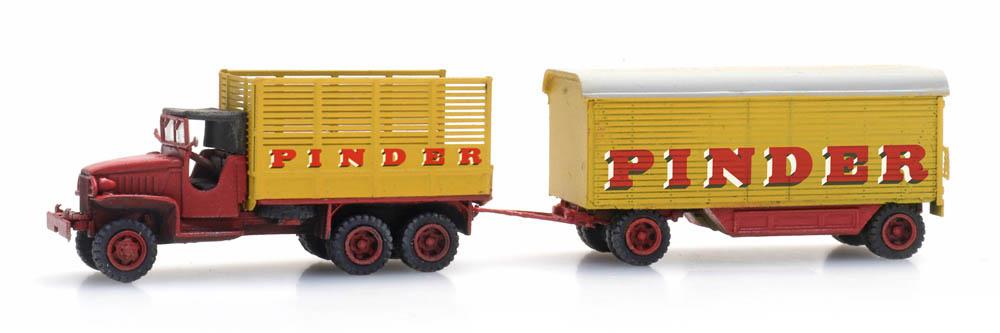 GMC 353 Pinder Circus