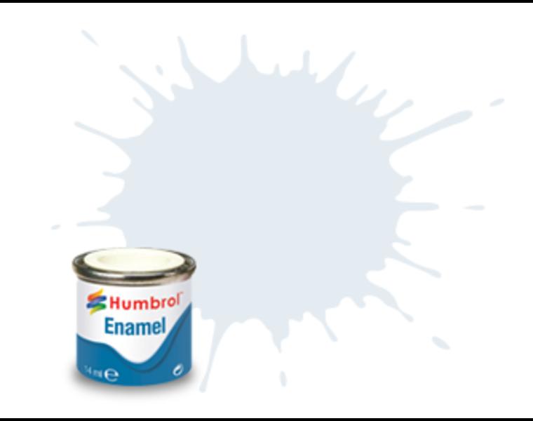 Humbrol 191 Chroom Zilver, Metaal