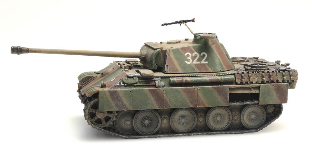 Panther Ausf G, ohne Zimmerit