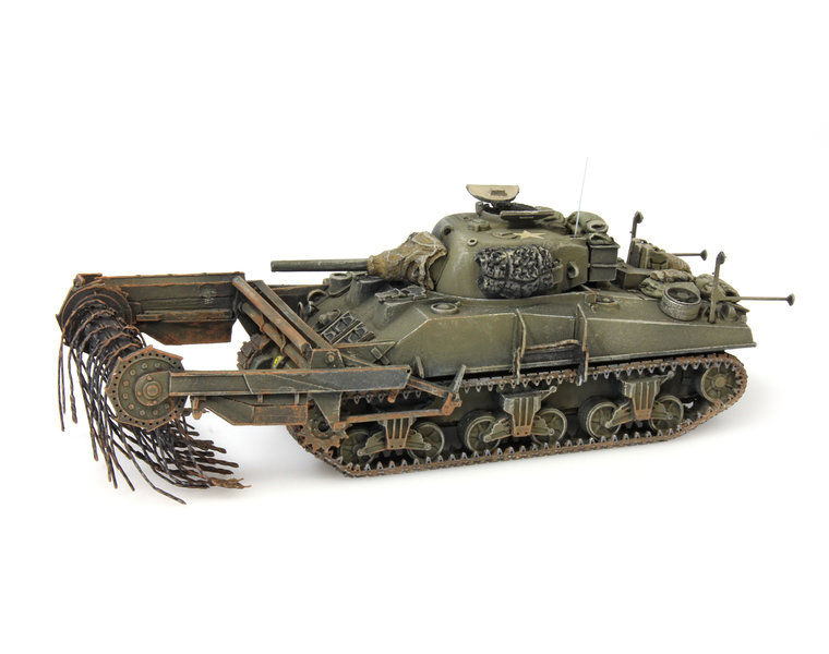 US/UK Sherman M4A4 'Crab'