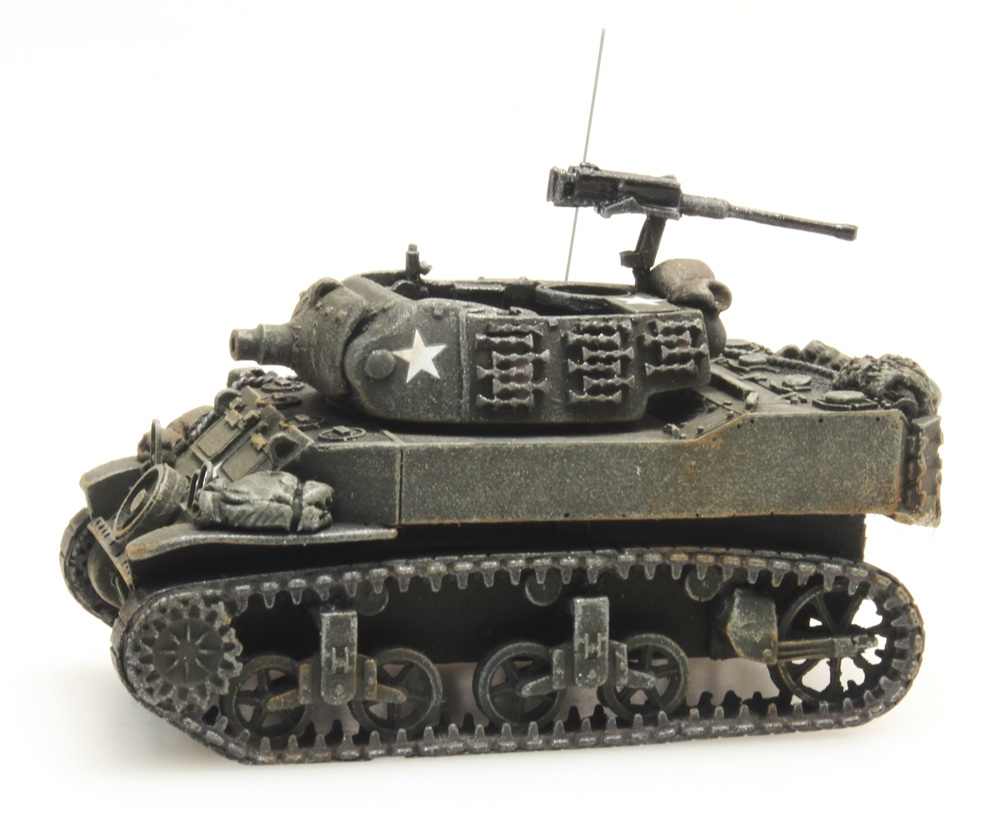 Howitzer Motor Carriage M8 'Stuart'