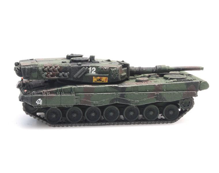 CH Pz 87 / Leopard 2A4 Eisenbahntransport