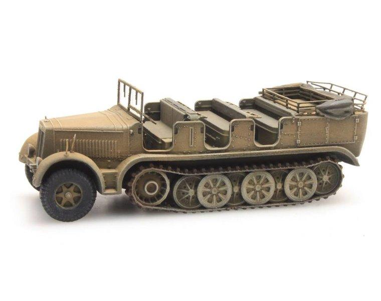 Sd.Kfz 7 Zugkraftwagen 8t Afrikakorps