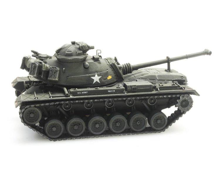 M48 A2 US Army rail transport