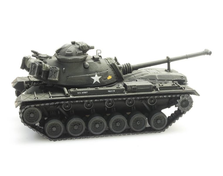 M48 A2 US Army treintransport