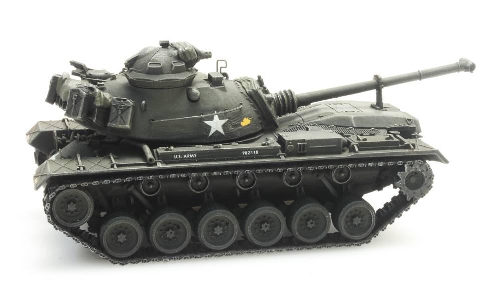 M48 A2 für Eisenbahntransport US Army