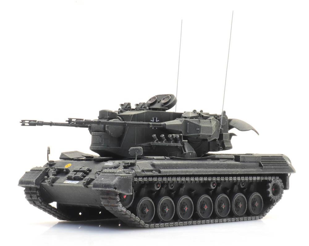 Flugabwehrkanonenpanzer 1 Gepard Bundeswehr + Belgium