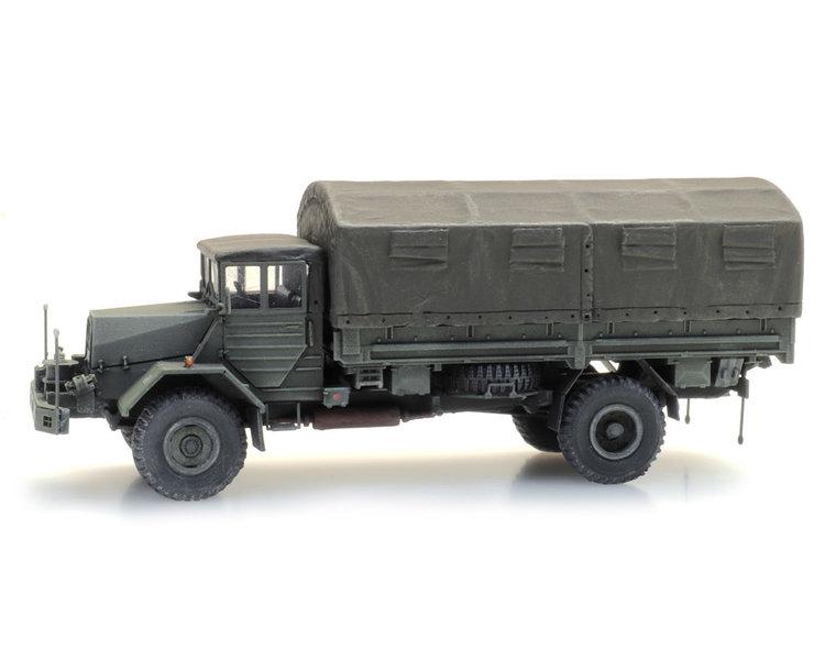 MAN 630 L2 AE Cargo Bundeswehr