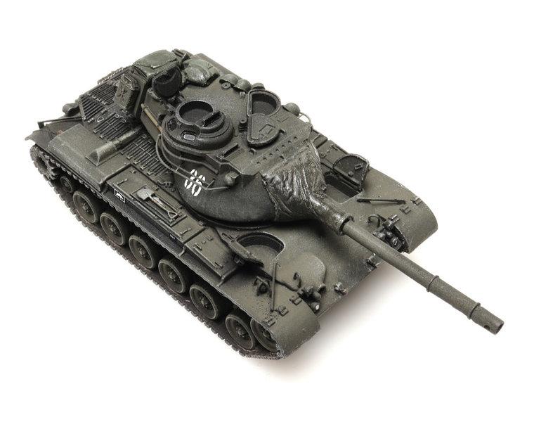M47 Belgian Army