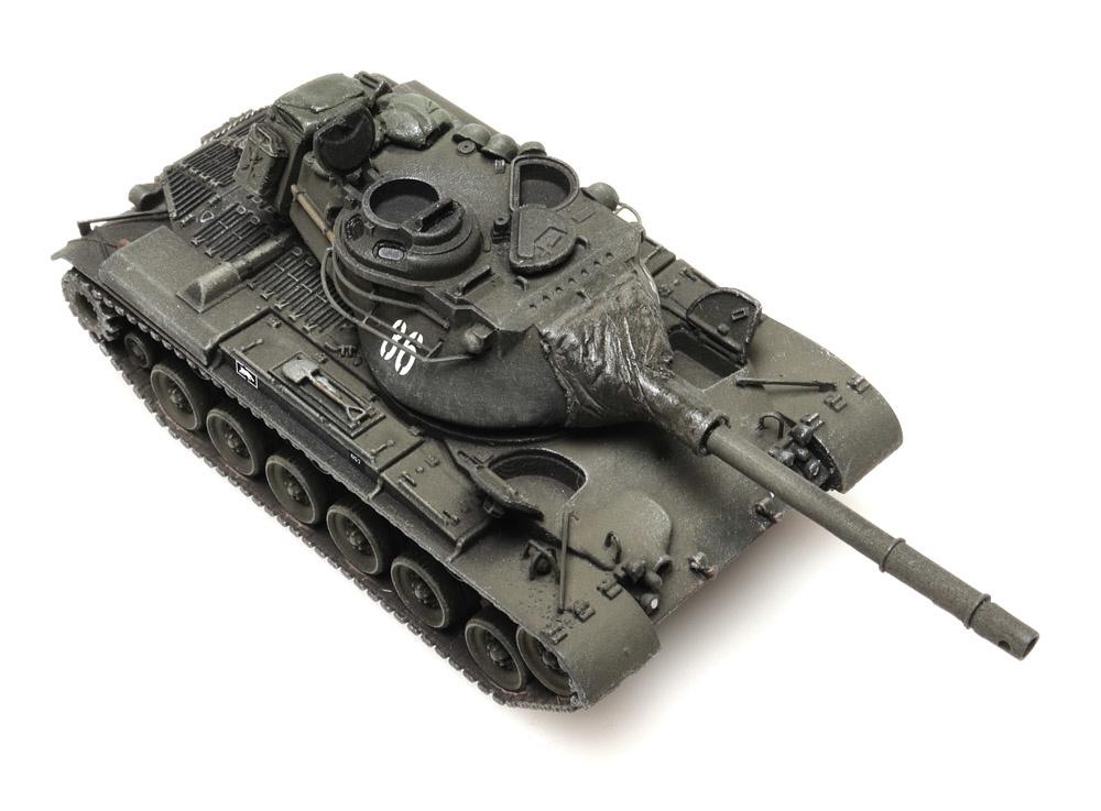 M47 Belgische Armee