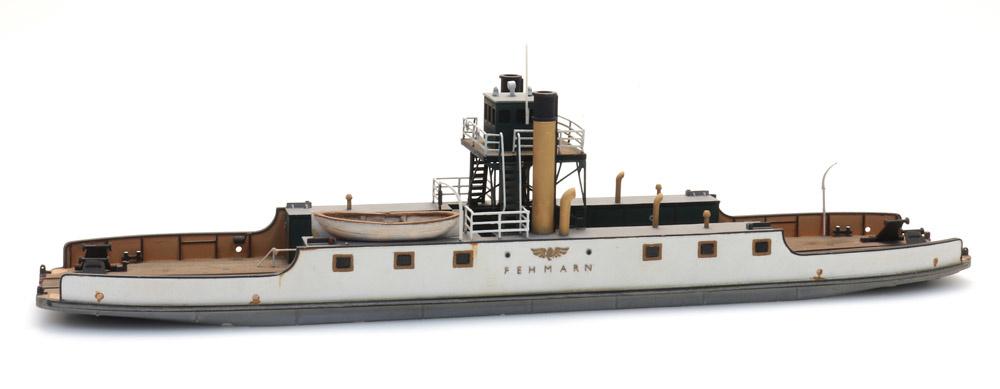 Veerboot Fehmarn bouwpakket - 1:160
