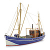 Crabbing cutter, waterline, 1:160, kit