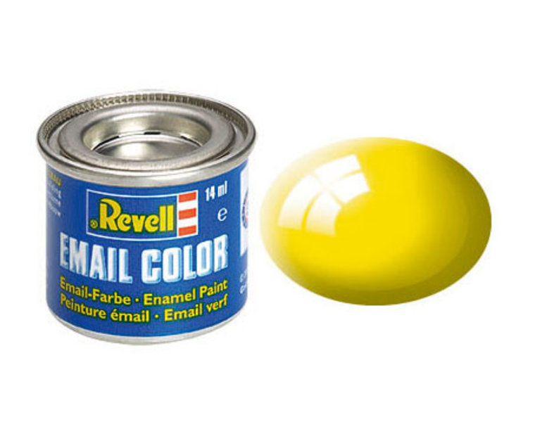 Revell 12,  Yellow, gloss