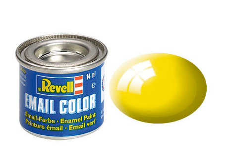Revell 12 Yellow, gloss