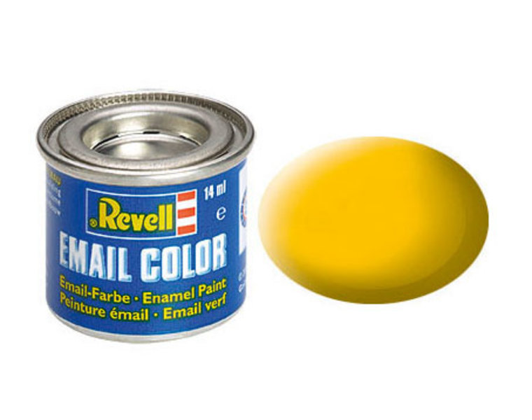 Revell 15, yellow, matt