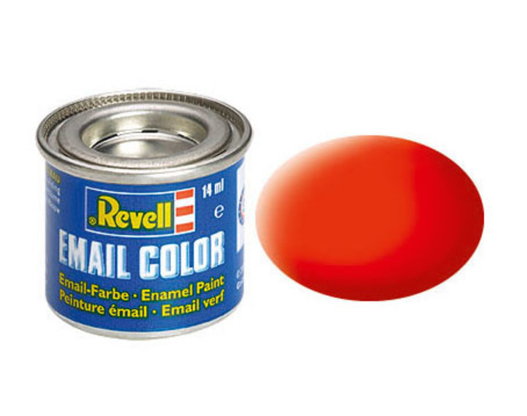 Revell 25, Luminous Orange, matt