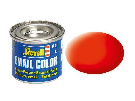 Revell 25 Luminous Orange, matt