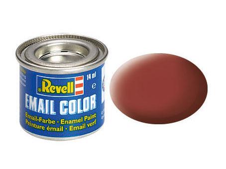 Revell 37 Reddish Brown, matt