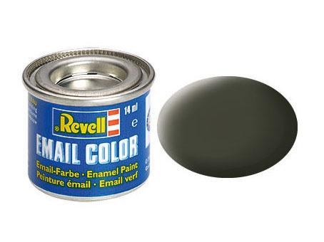 Revell 42 Bundeswehr geel-olijf, mat