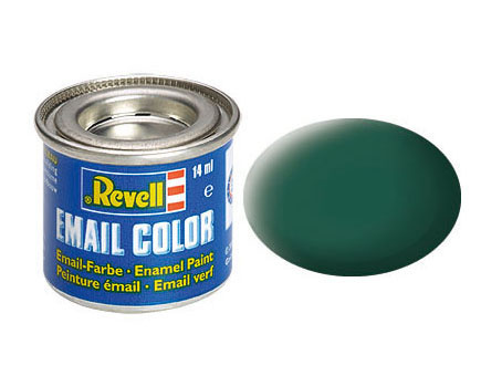Revell 48 Zeegroen, mat