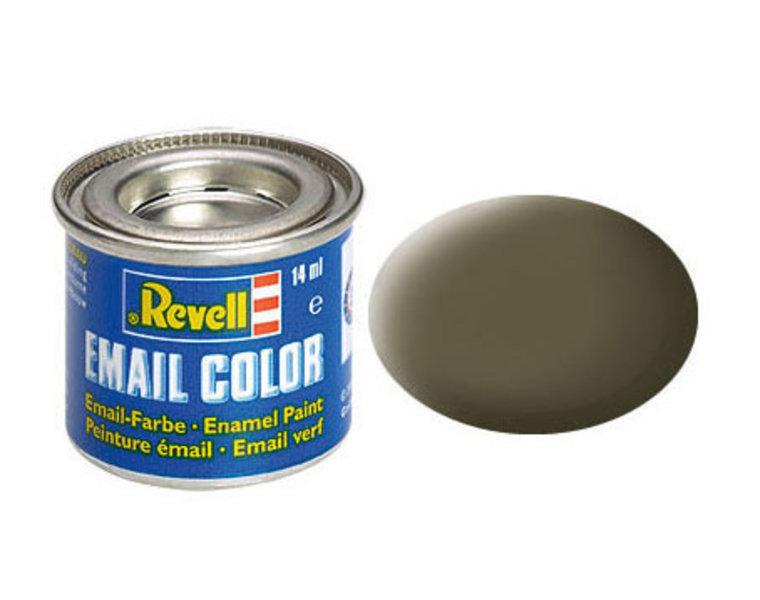 Revell 46 NATO Olive, matt