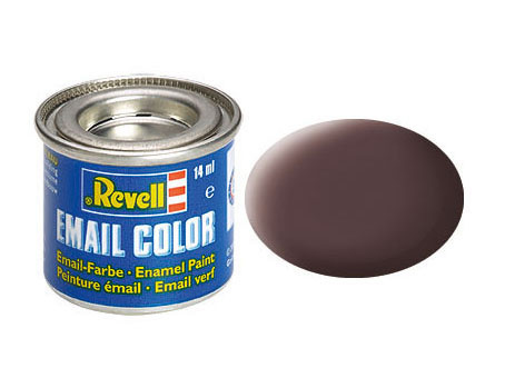 Revell 84 Leer-bruin, mat