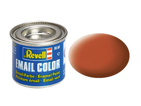 Revell 85 Braun, matt