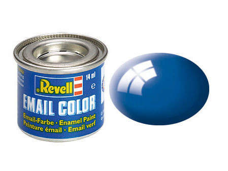 Revell 52 Blauw, glanzend