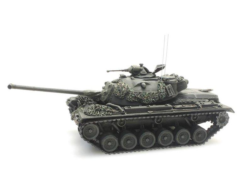 M48A2 Gefechtsklar Gelboliv