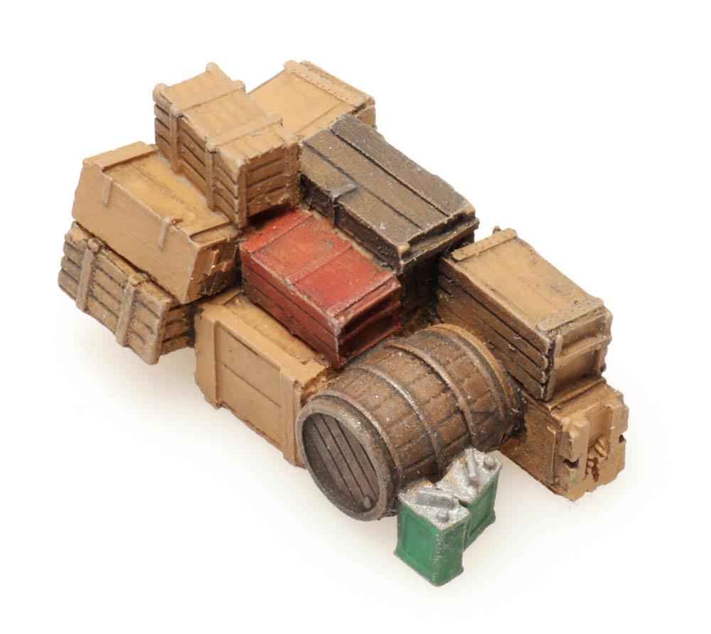 Kleine vrachtwagenlading: Stad (25mm x 14mm)