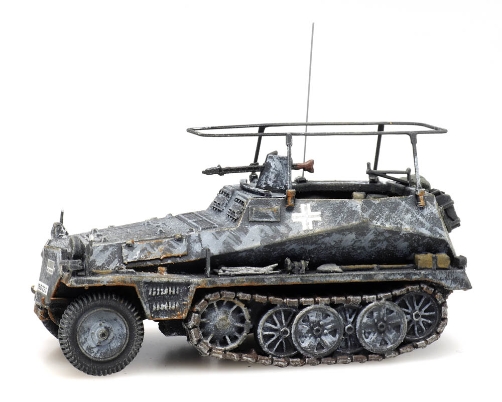 Sd.Kfz. 250/3 Winter grau