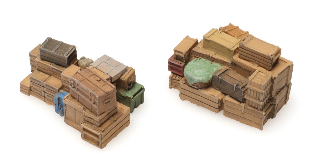 Lading stukgoed (26 x 17 mm + 26 x 17 mm)