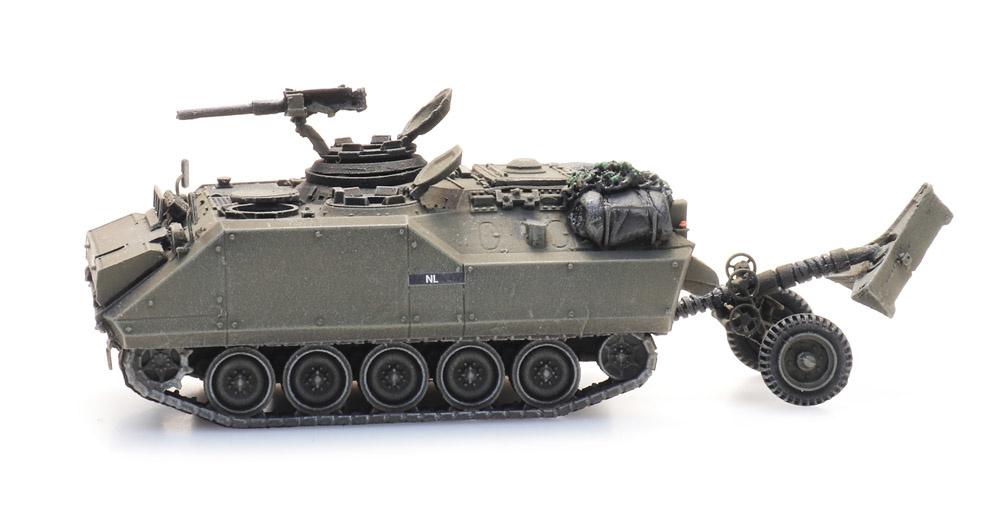 YPR 756 PRMR Mortier-uitvoering