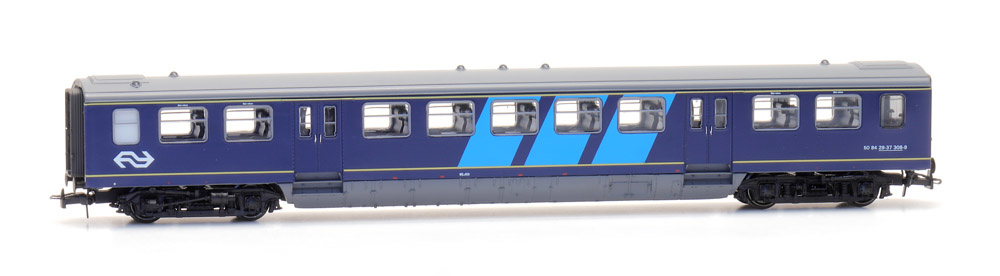 NS Plan E CDBD, 2nd class, 308-9, IV