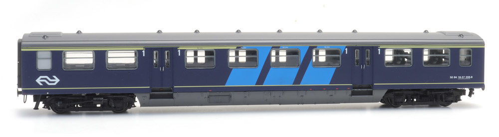 NS Plan E BDAD, 1. Klasse, 206-8, IV